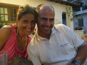 Enrico e Maria Vittoria